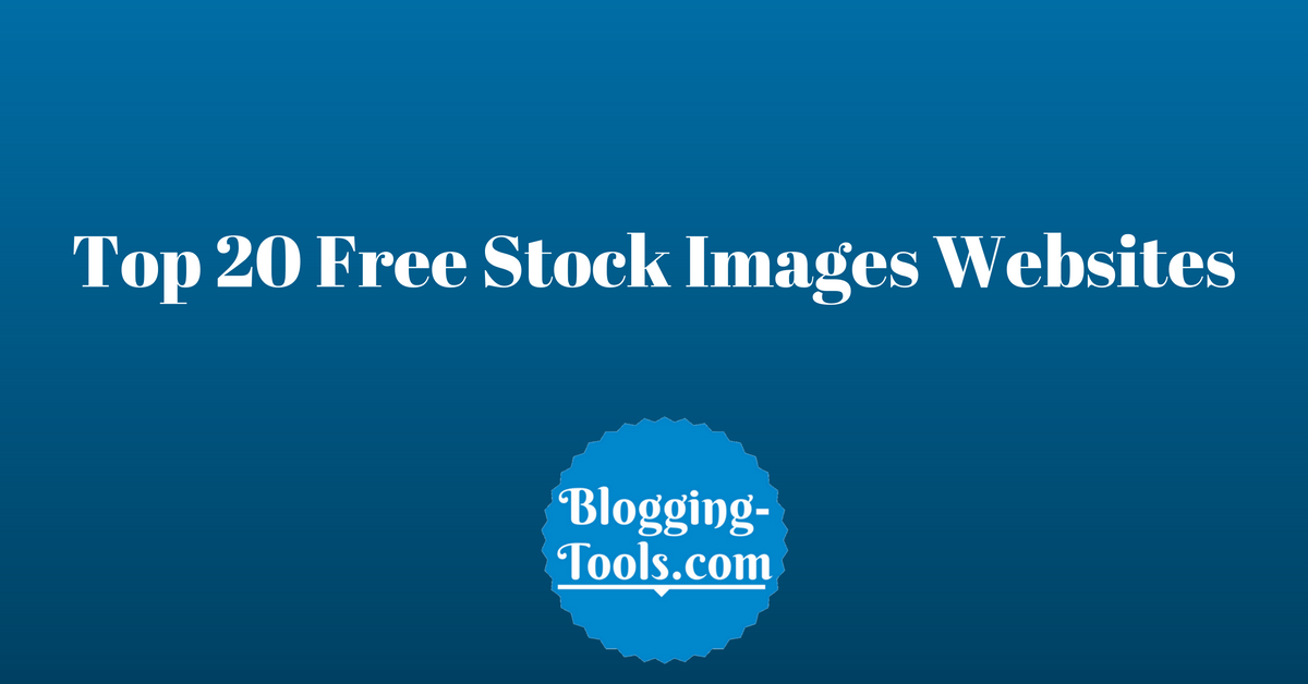 Top 20 Free Stock Images Websites